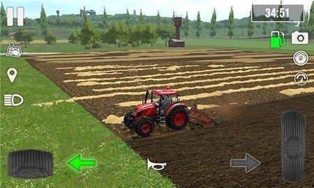 真实农场模拟器3D游戏软件截图0