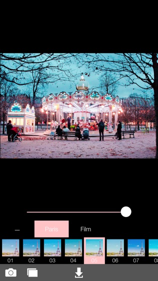 Analog Paris (模拟巴黎)软件截图0