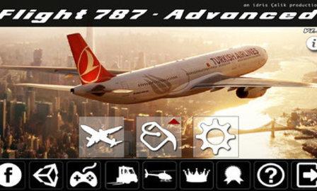 飞行模拟787中文版软件截图0