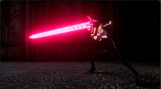 噬血代码神剑摩根MOD下载
