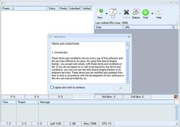 GSA Search Engine Ranker(搜索引擎)下载