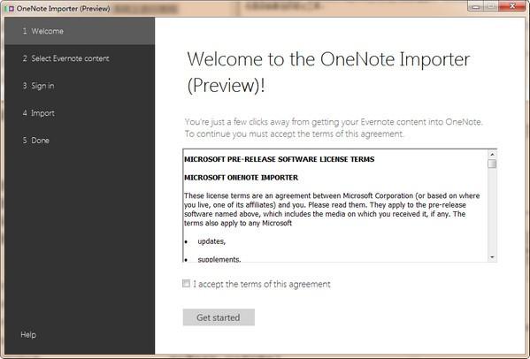 onenote importer(笔记数据转移工具)下载