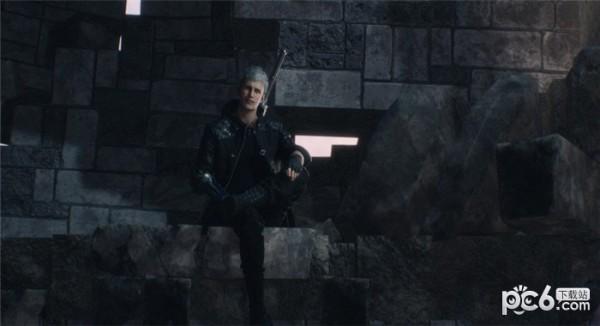 鬼泣5黑暗风格版的Nero服装MOD下载