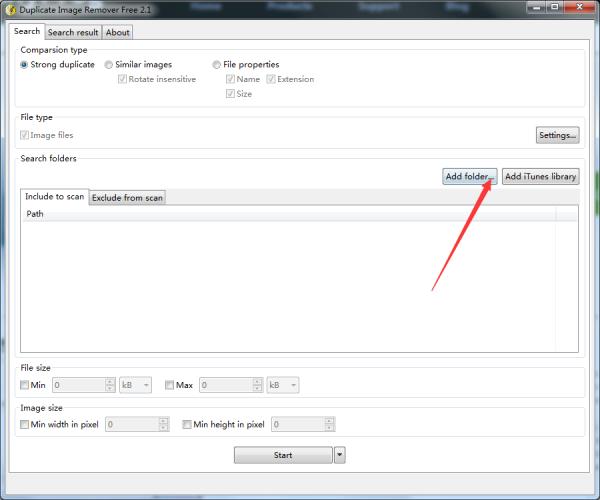 Duplicate Image Remover Free(重复图片清理工具)下载