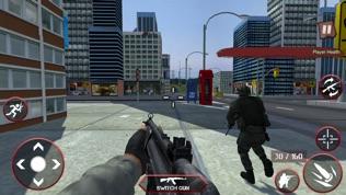 狙击手刺客枪射手3D软件截图1