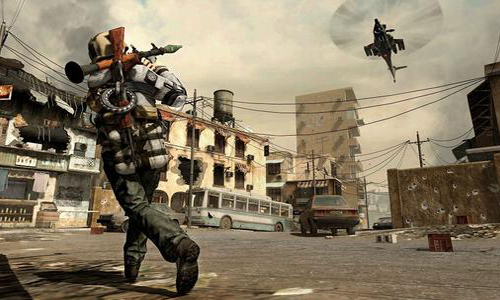 现代战争模拟游戏软件合辑