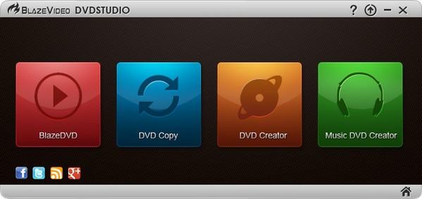 BlazeVideo DVD Studio(DVD制作工具箱)下载