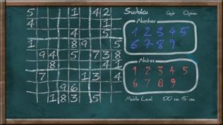 黑板数独软件截图0