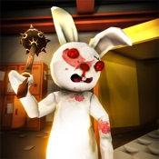 兔子令人毛骨悚然的房
