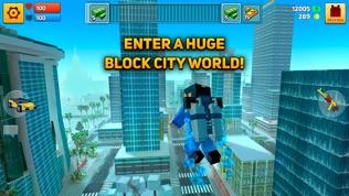 Block City Wars: Mafia Town软件截图0