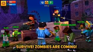 Block City Wars: Mafia Town软件截图2