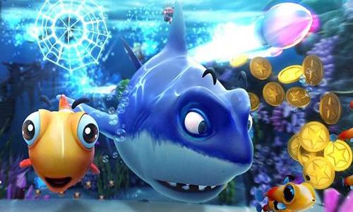 十大捕鱼游戏排行榜软件合辑