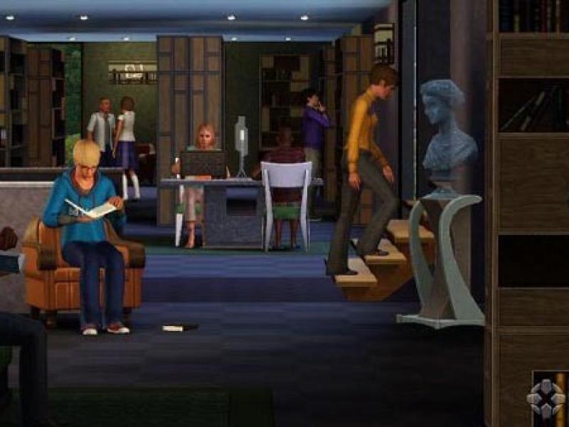 模拟人生3城镇生活 英文版下载