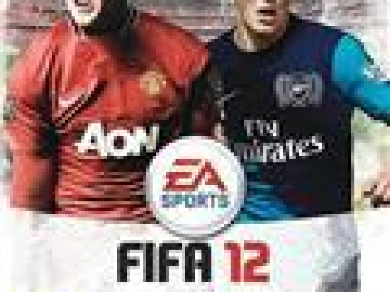 FIFA12 硬盘版