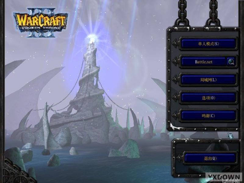 魔兽争霸3:冰封王座 v1.26中文版下载