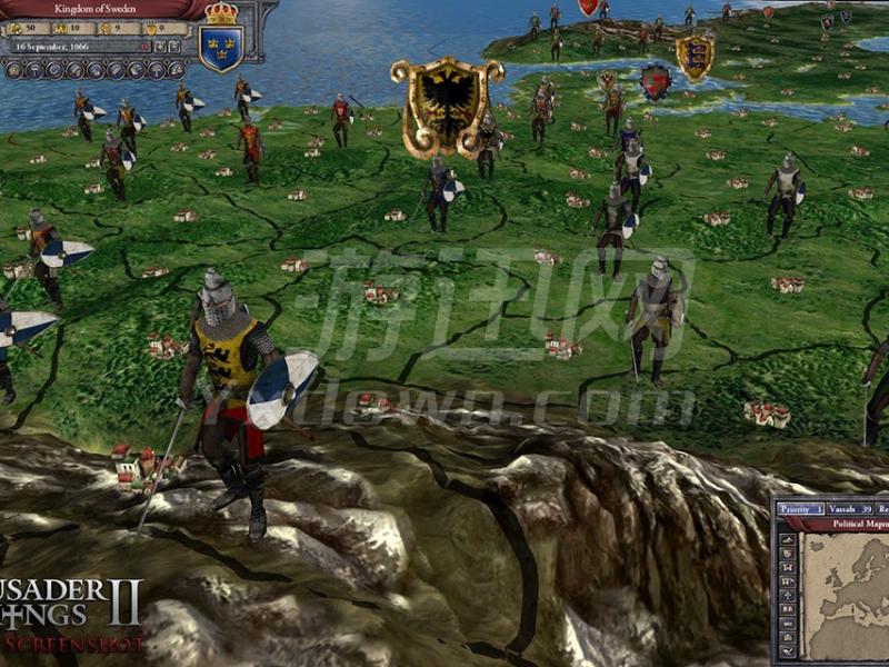 十字军之王2 2.52 英文版下载
