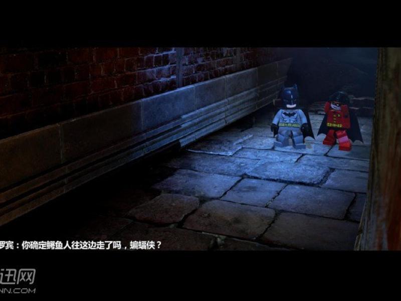 乐高蝙蝠侠3:飞跃哥谭市 中文版下载