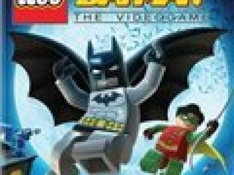 乐高蝙蝠侠 硬盘版