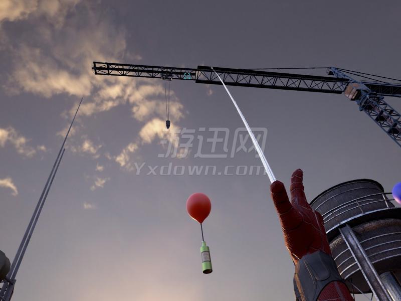 蜘蛛侠:英雄归来 中文版下载