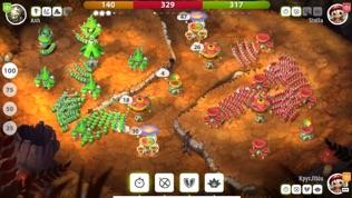 Mushroom Wars 2软件截图1