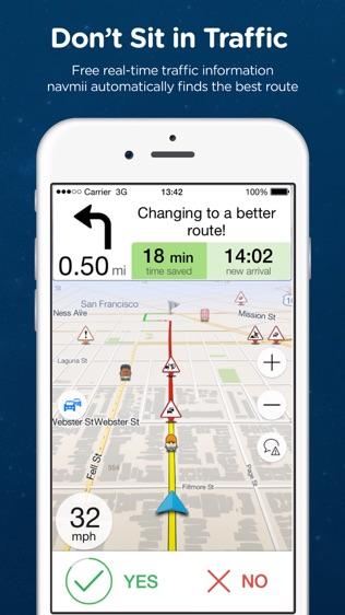 Navmii GPS Russia软件截图1