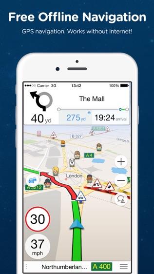 Navmii GPS Russia软件截图0