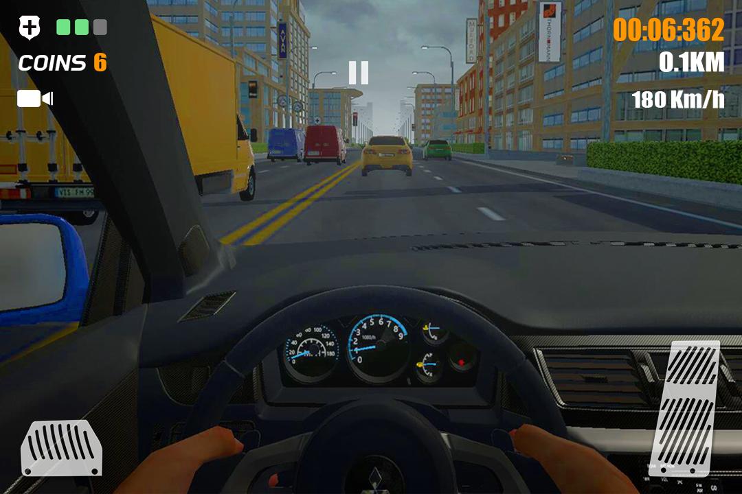 真实公路汽车软件截图3