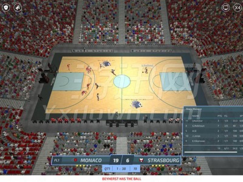 职业篮球经理2019 破解版下载
