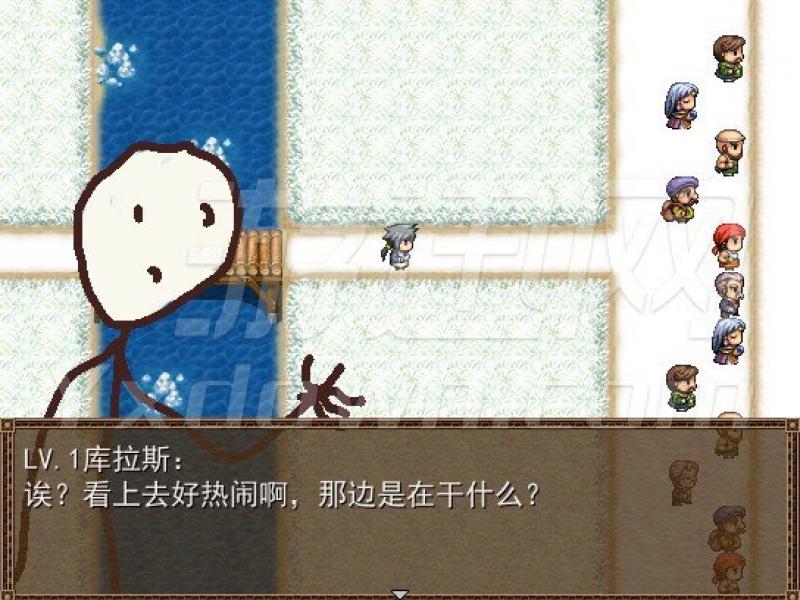 勇者向前冲 中文版下载