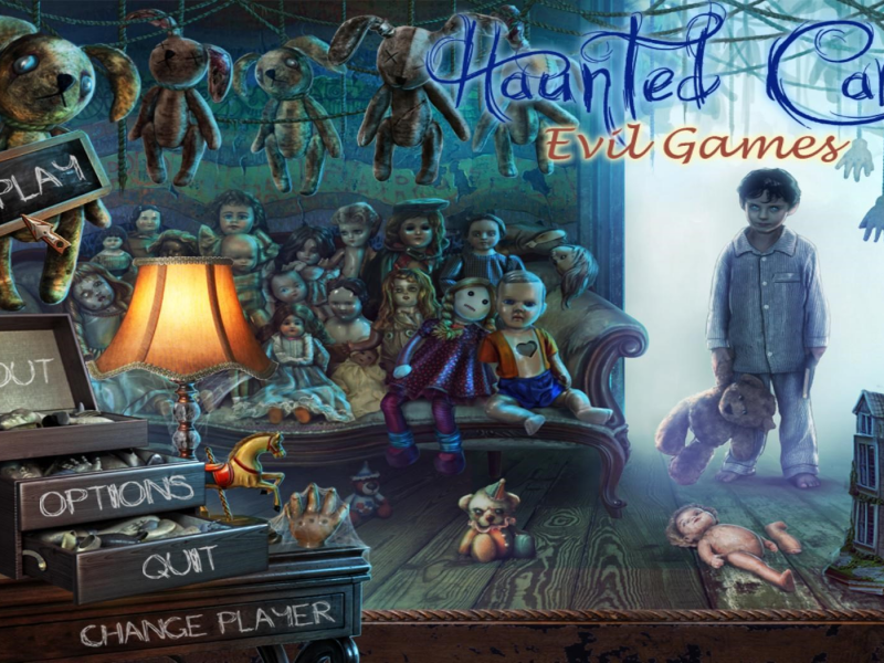 恐怖夏令营:邪恶的游戏 测试版下载