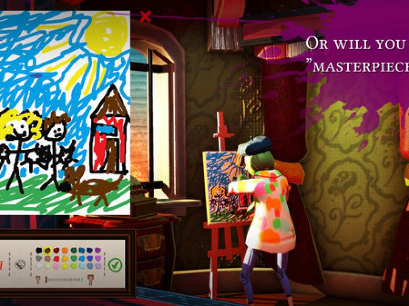 画家模拟器 汉化版下载