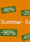 夏季特卖 英文版