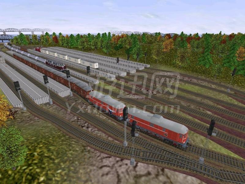 新铁路大亨 中文版下载