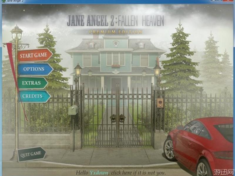 珍妮安吉尔2:堕落天堂 英文版下载