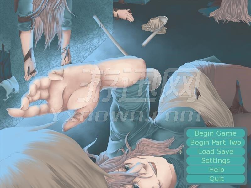 双魂惊梦 英文版下载