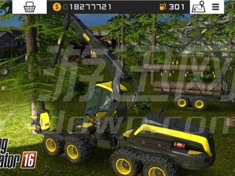 Farming Simulator 17 汉化版下载