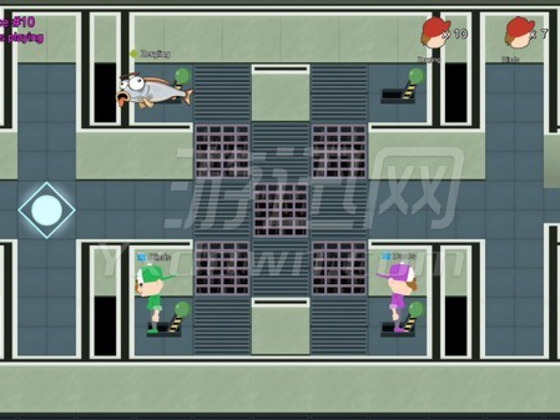 陷阱实验室 试玩版下载