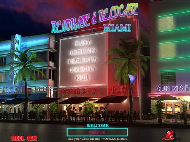 迁徒与翻新2:迈阿密 英文版下载