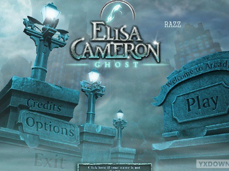 幽灵:伊莉莎卡梅隆 英文版下载