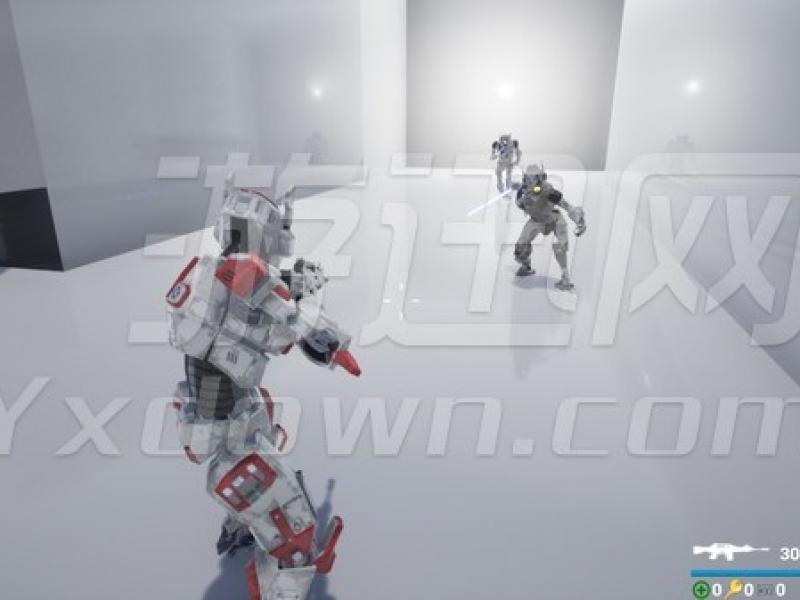自由机器人:自由网络之战 英文版下载