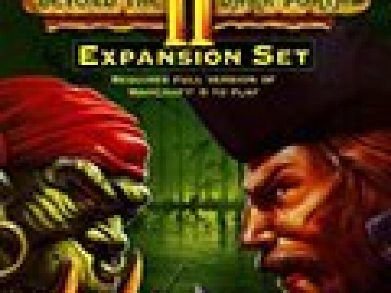 魔兽争霸2:黑暗之门 硬盘版