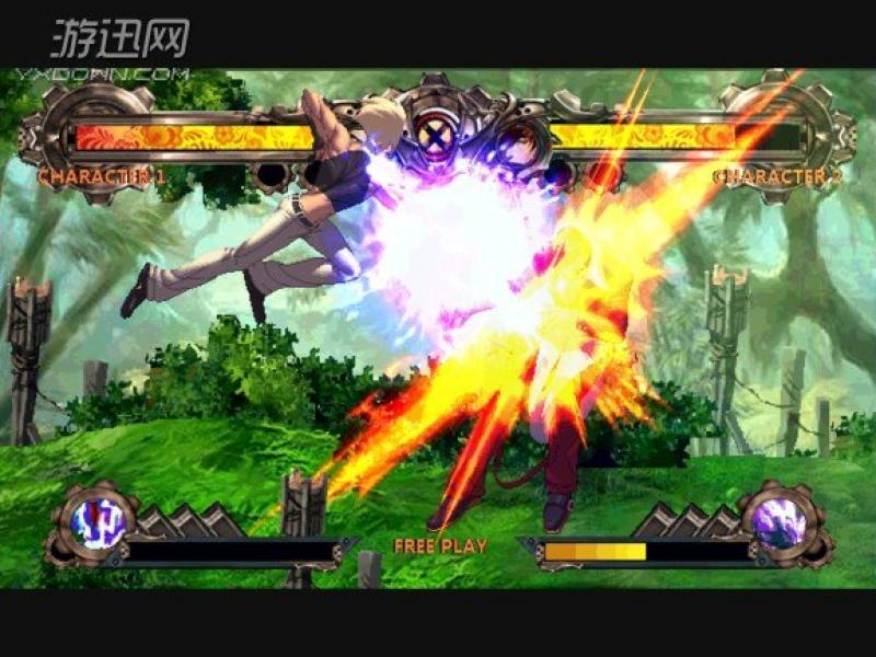 拳皇:梅森蒂娜之海 中文版下载