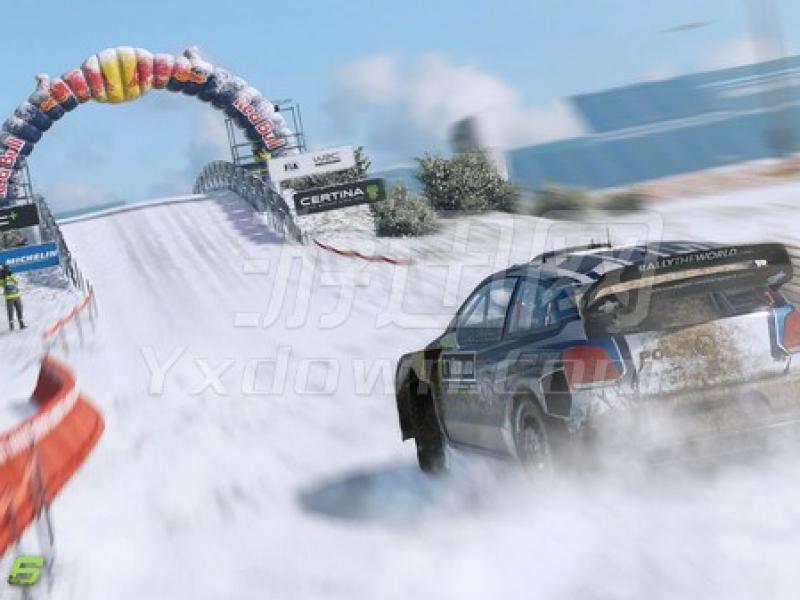 世界汽车拉力锦标赛6 中文版下载