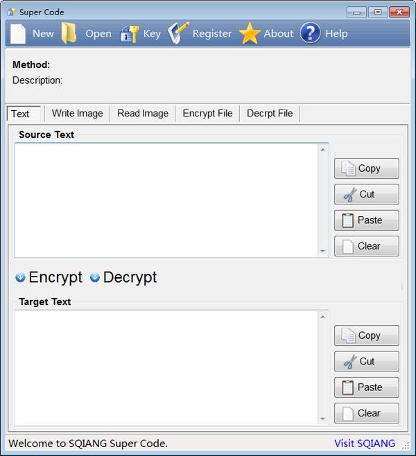 Super Code(文件加密工具)下载