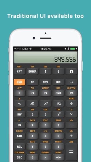 BA金融计算器Pro软件截图1