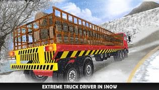 上坡 越野 卡车 司机软件截图1