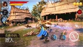 铁血刺客:中世纪传奇RPG软件截图0