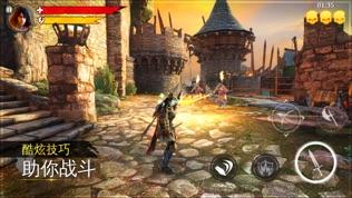 铁血刺客:中世纪传奇RPG软件截图1