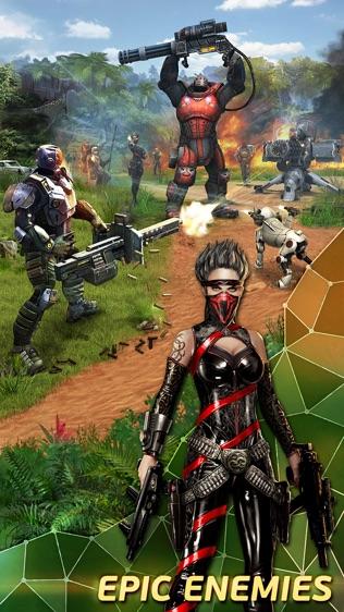 进化:乌托邦之战(Evolution: Battle for Utopia)软件截图2
