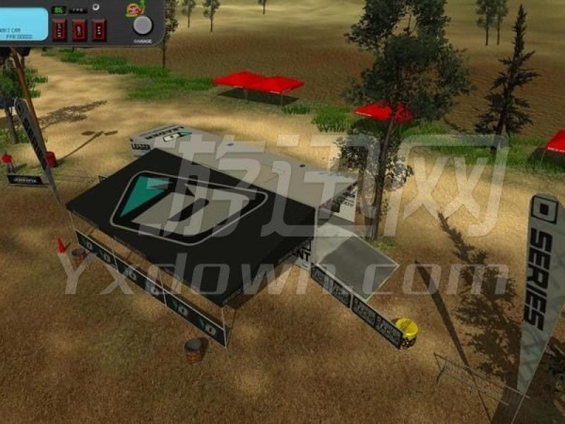 D系列越野赛车模拟2017 英文版下载